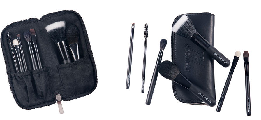 Nicci Welsh mini brush set