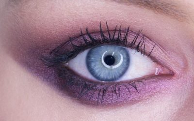HOW TO: PURPLE SMOKEY-EYE