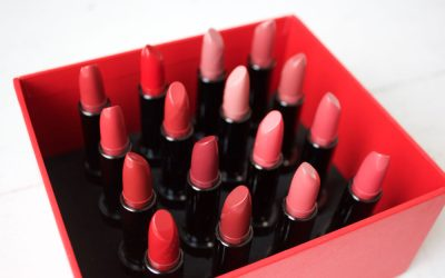 THE PERFECT RED LIPSTICK FOR YOUR SKIN TONE