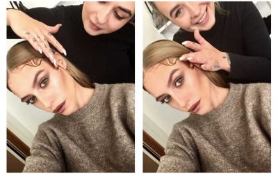 CECILIE LASSEN'S MAKEUP ARTIST BREAKS DOWN THE AMAZING MAKEUP LOOK