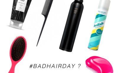 #BADHAIRDAY – RED DEN DÅRLIGE HÅRDAG