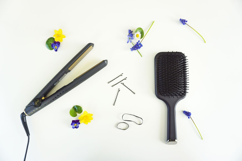 opsætning af hår konfirmation