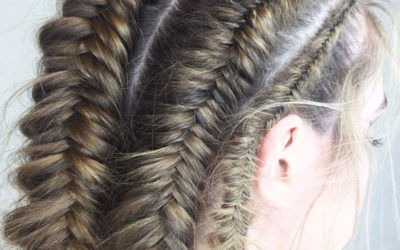 VI GENTAGER SUCCESEN: ADVANCED BRAIDING CLASS