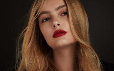 Hvem elsker ikke røde læber – Get the look