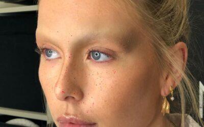 Bag om makeupartist uddannelsen – med elev Frida