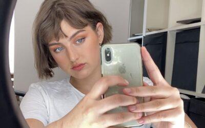 Bag om makeupartist uddannelsen – med elev Andrea