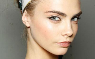 """En guide til den klassiske eyeliner med et """"flick"""""""