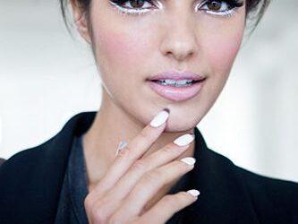 Inspiration: White Eyeliner