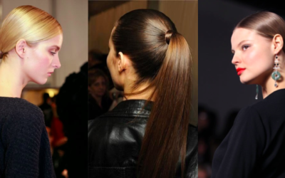 How-to: Perfect Ponytail