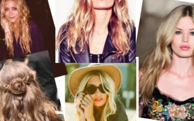 Get the look: Bohemian waves