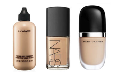 Top 3 Summer Foundations!