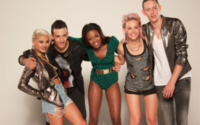 Popstars Music video day
